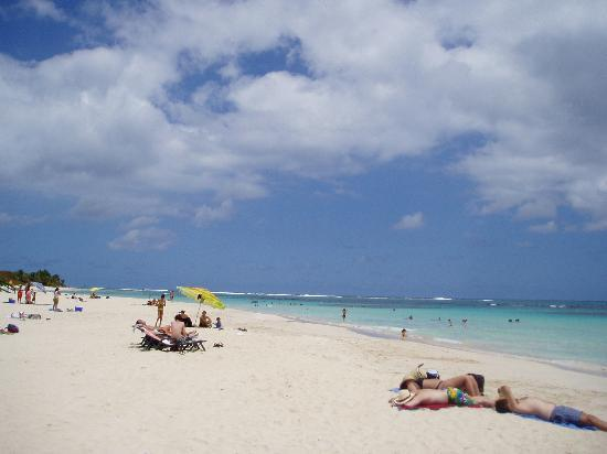 Humacao, Puerto Rico: Ahh the beach.....