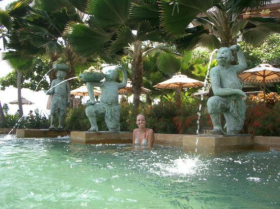 Anantara Bophut Koh Samui Resort : pool