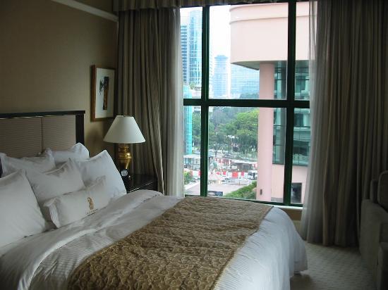 The Ritz-Carlton, Kuala Lumpur: room 605
