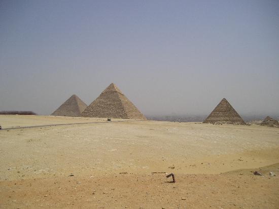 Каир, Египет: giza