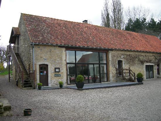 Wierre-Effroy, Франция: Le restaurant