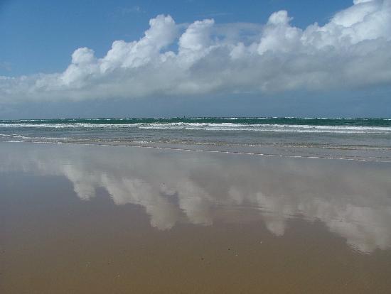 Остров Ламу, Кения: shella beach