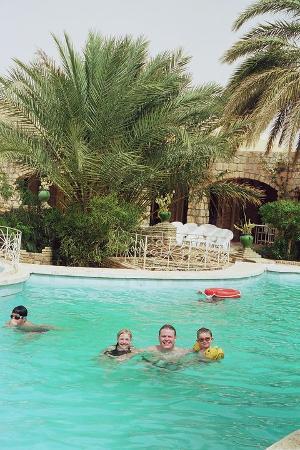 Caravanserail Hotel : Piscine