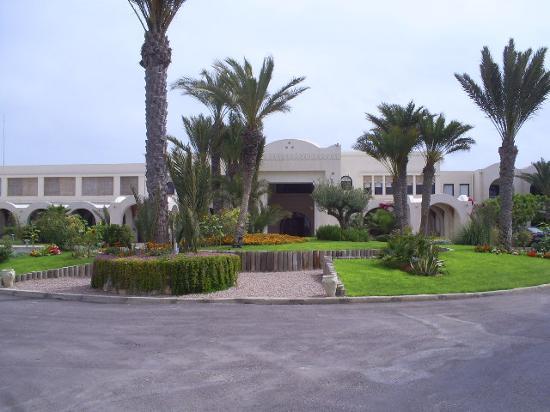 SENTIDO Djerba Beach: hotel entrance