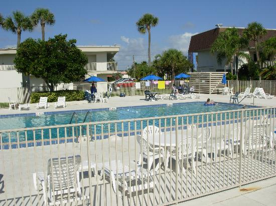 Motel 6 Cocoa Beach : Great Pool