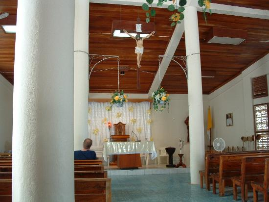 Coconuts Caribbean Resort: Roman Catholic Church
