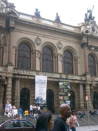 Theatro Municipal De São Paulo Image