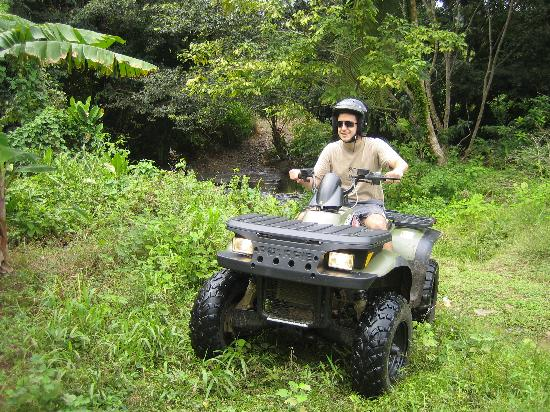 ATV Paradise Tours: Plantation