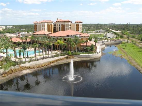 Floridays Resort: View From Bldg C 6th Floor terrace