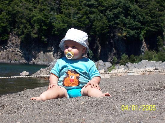 La Roca de la Patagonia: Día de playa