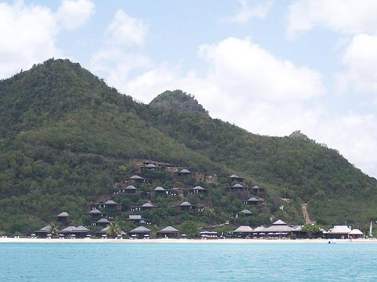 Hermitage Bay: View of Resort