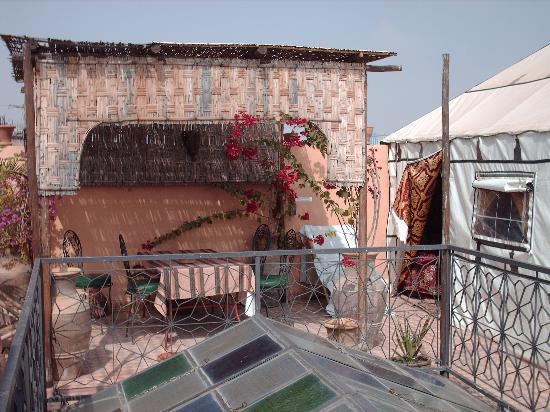 Dar Salam tent
