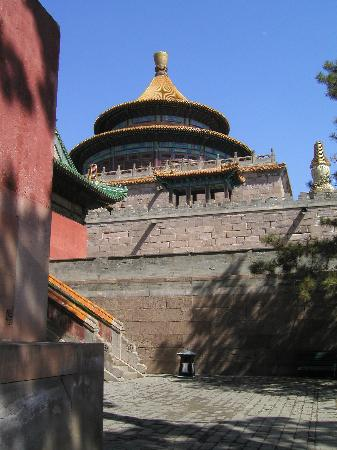 Temple of Universal Happiness (Pule si) Foto