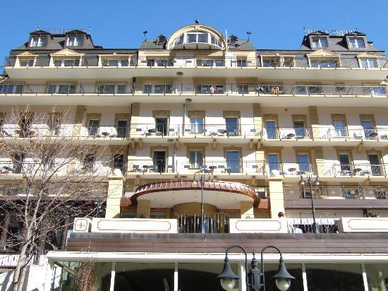 Parkhotel Beau Site: front of Park Hotel Beau Site