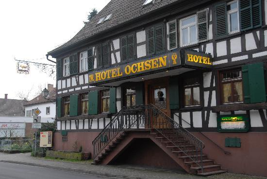 Kehl, Alemania: Hotel Ochsen