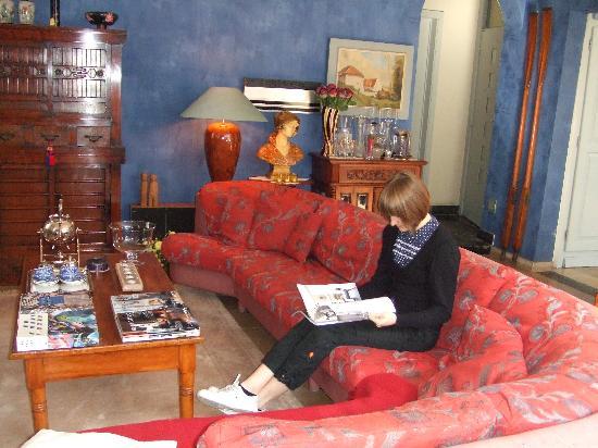 Absoluut Verhulst: the cosy living room