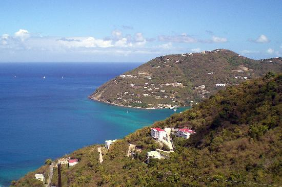Tortola  Adası Resmi