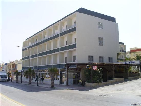 Sea View Hotel: SeaView from the Front