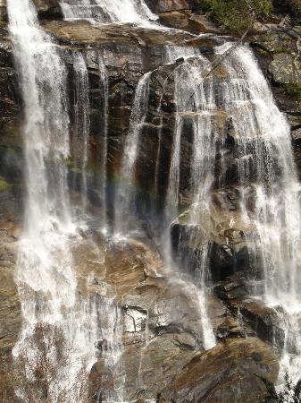 Sapphire, Carolina del Norte: Upper Falls NC