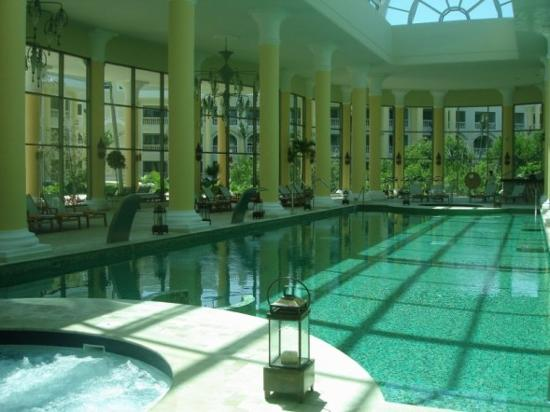 Iberostar Grand Hotel Paraiso: Spa Pool