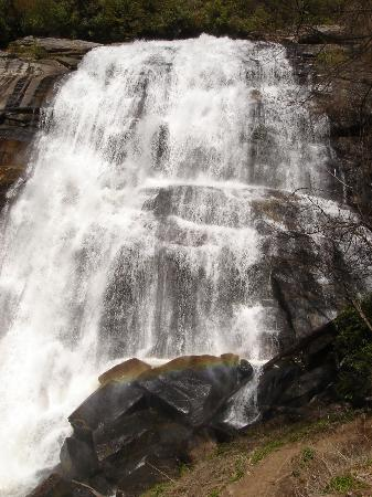 Horsepasture River and Nature Trails: Rainbow Falls