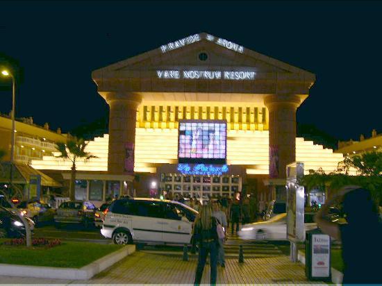 Hotel Mare Nostrum Resort Teneriffa