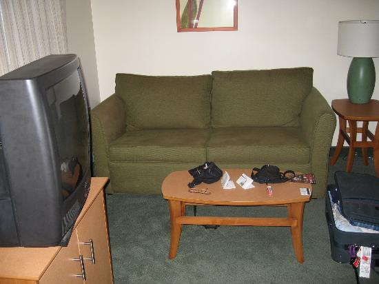 Extended Stay America - Atlanta - Vinings: living area