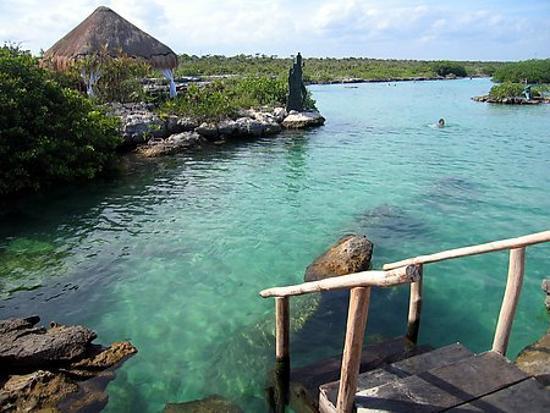 Акумаль, Мексика: Yal-Ku Lagoon