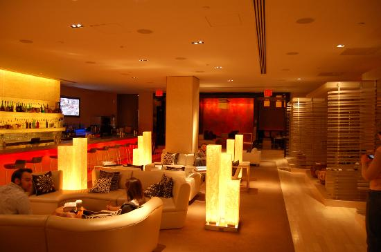 Lobby / Living Room Bar - Picture of W New York - Times Square, New ...
