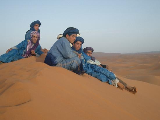 Dar El Janoub : touaregs