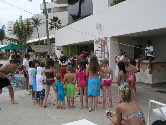 Royal Solaris Cancun : Kids' games