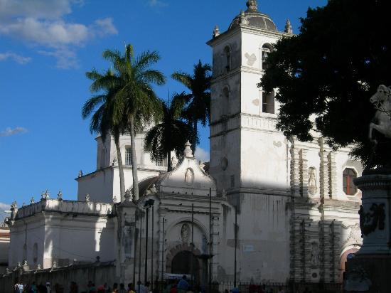 Hotel Honduras Maya: Cathedral Tegucigalpa