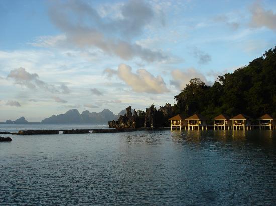 El Nido Resorts Lagen Island: Sunset