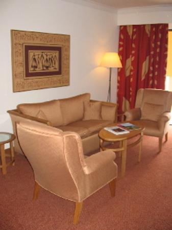 Porto Mare Hotel : living room