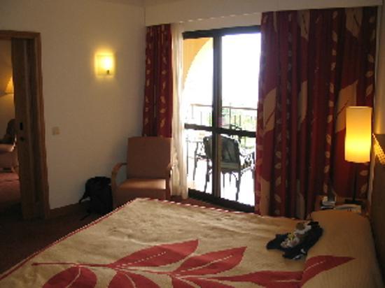 Porto Mare Hotel (Porto Bay): balcony from the bedroom