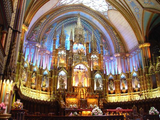 Hotel Bonaparte: Notre Dame Basilica
