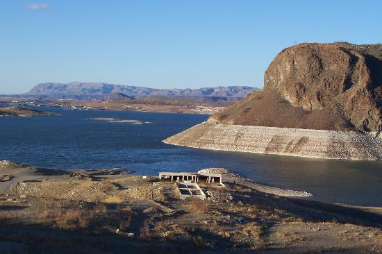 Elephant Butte, Nuevo Mexico: THE VIEW