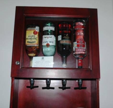 Mini Bar In Room Picture Of Hotel Riu Palace Las