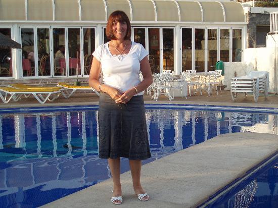 Aparthotel Club Bonanza: Pool Hotel Bonanza