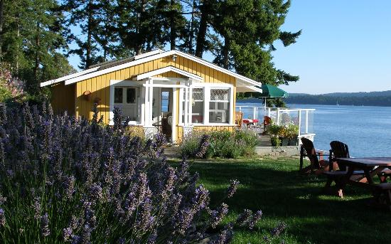 Clam Beach Cottage Bed And Breakfast Salt Spring Island