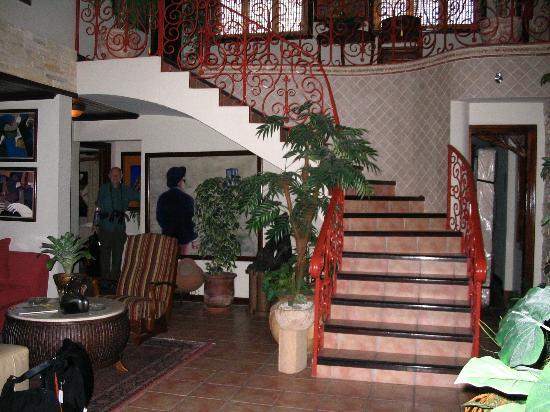 Hotel Casa Roland San Jose: Common area