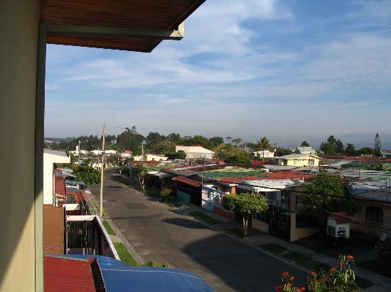 هوتل كازا رولاند: View from room balcony
