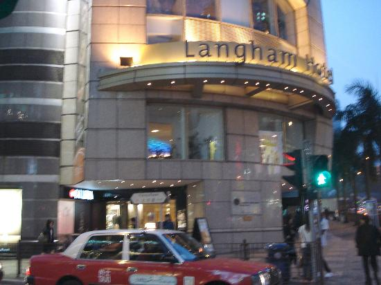 The Langham, Hong Kong Photo