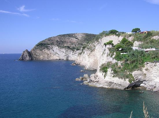 Ostrvo Iskija, Italija: Ischia on a nice day