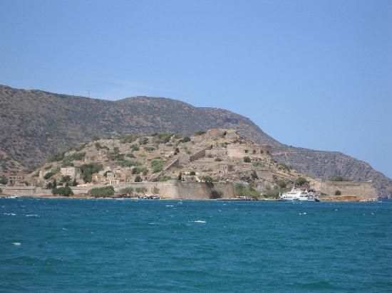 Elounda, Greece: Spinalonga, Crete, Greece