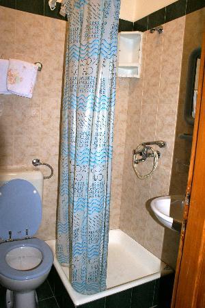 Hotel Venera : salle de bain