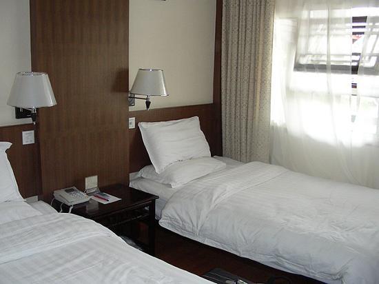 Zen Garden Hotel (Wuyi Yard): Habitación