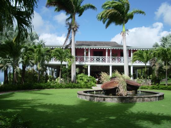 Botanical Gardens of Nevis