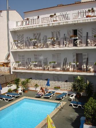 Hotel El Cid: Pool