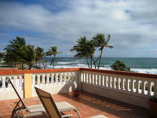 Foto de Luquillo Sunrise Beach Inn